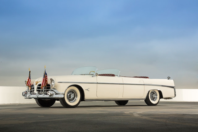 President Dwight D. Eisenhower's Chrysler Imperial Parade Phaeton