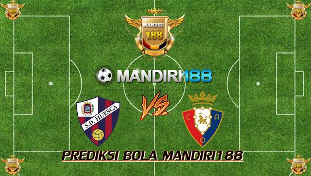 AGEN BOLA - Prediksi SD Huesca vs Osasuna 29 Januari 2018