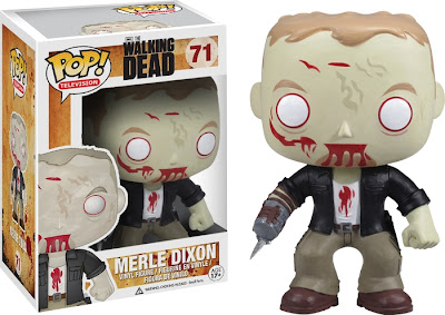 The Walking Dead Walker Variant Merle Dixon Pop! Television Vinyl Figure by Funko