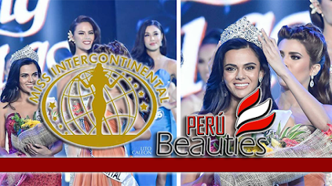 Miss Intercontinental Philippines 2018
