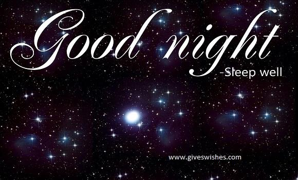 Cute Good Night Wishes For Him Or Boyfriend