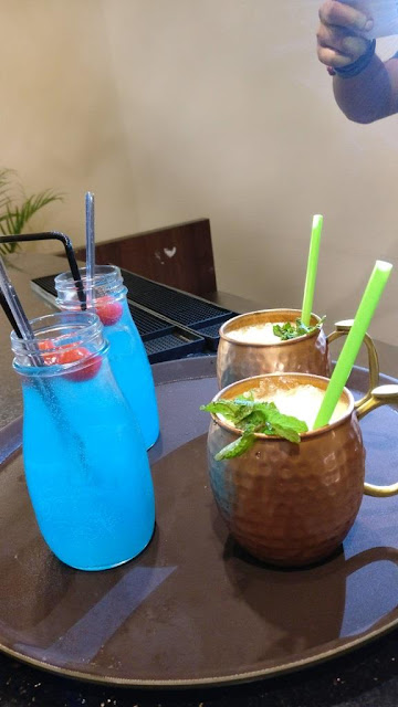 Blue Pacific and Mango Mania