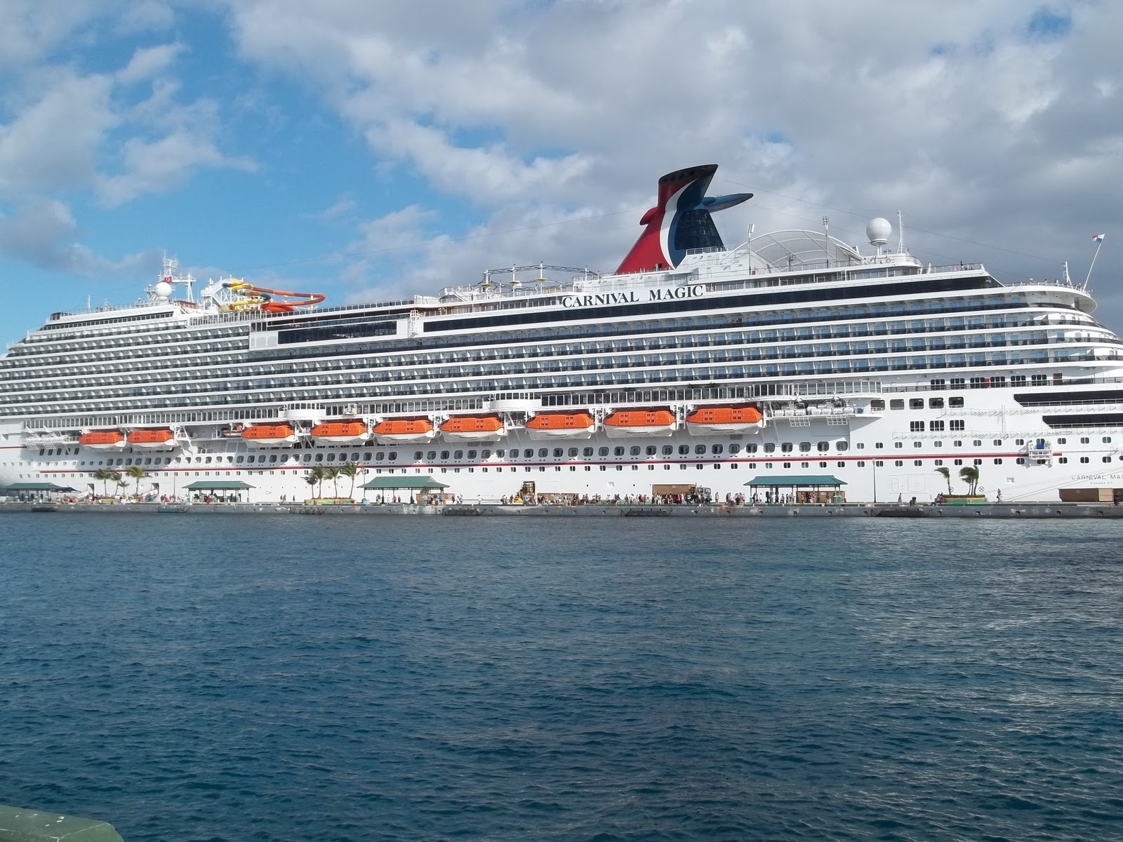 Carnival Magic Cucina Del Capitano Lunch Menu Pick A Place Travel Agency Building Memories One