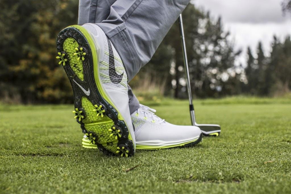Nike Lunar Control  Golf Shoes Spikes