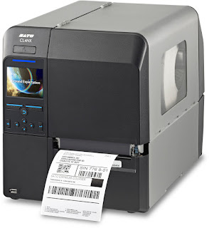 Sato NX Barcode Label Printers