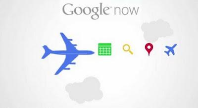 Bingung Untuk Rencanakan Perjalanan? Google Now Sekarang Bisa Jadi Solusi