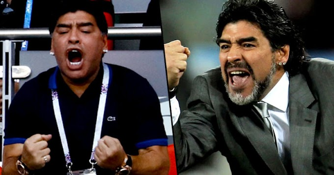 Diego Maradona Is Engaged To His 28-Year-Old Girlfriend