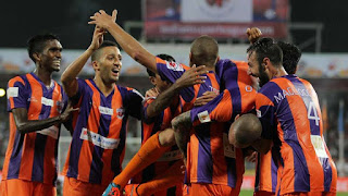 ISL 2015 FC Pune City Matches Schedule, Team Squad, Players list