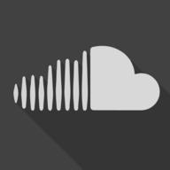 soundcloud shadow button