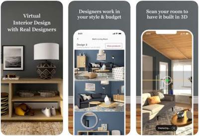 Aplikasi Desain Rumah iOS - 7