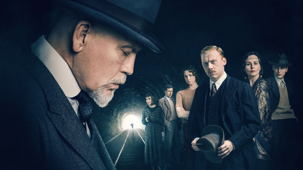 The ABC Murders BBC One