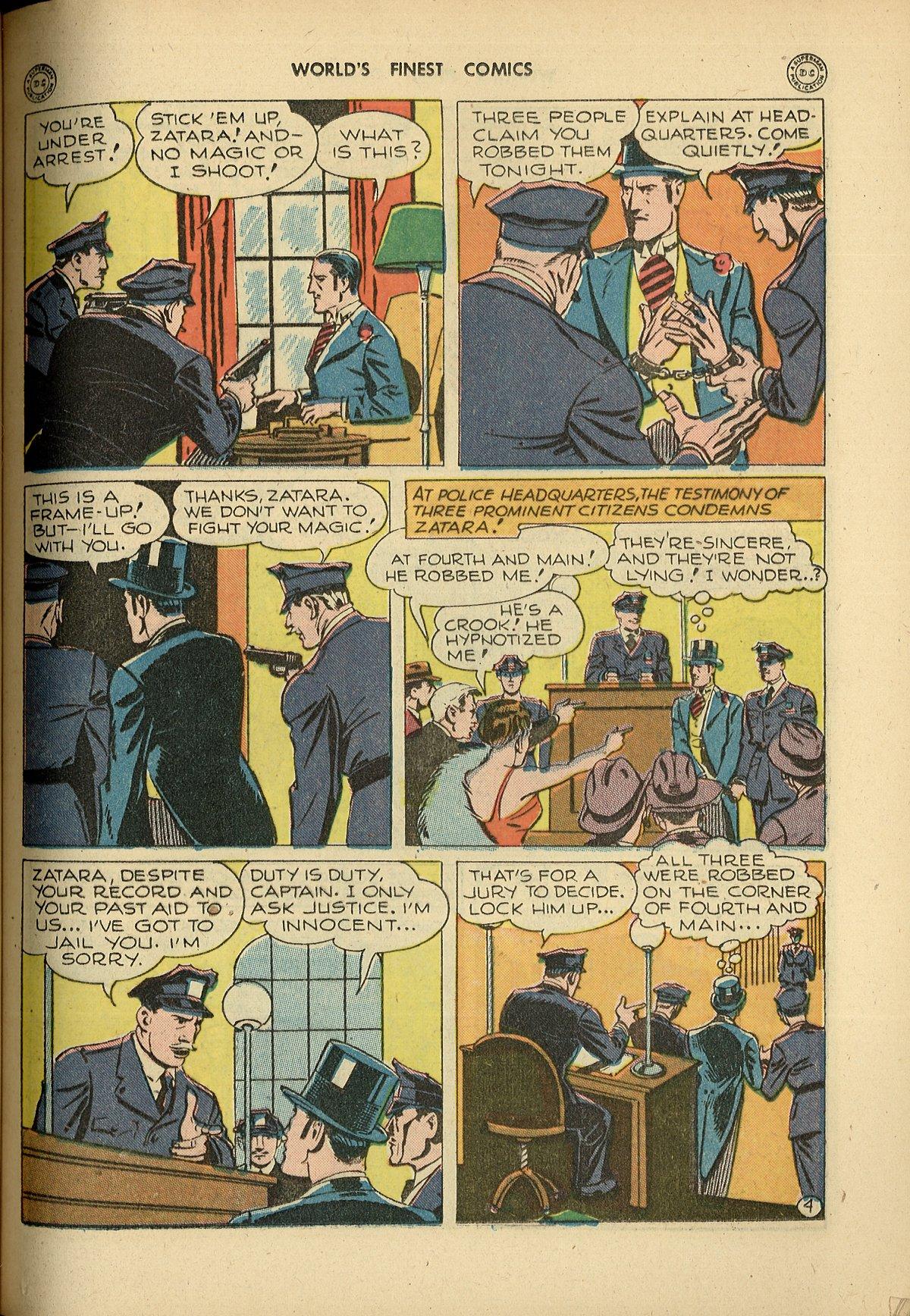 Read online World's Finest Comics comic -  Issue #26 - 19