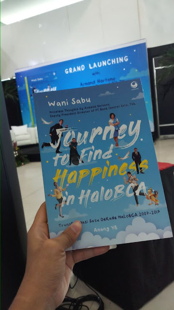 bank bca journey to find happiness in halobca