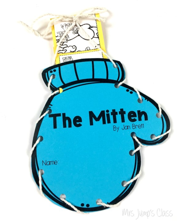 ... Tacky the Penguin and FREE lesson plans for The Mitten by Jan Brett