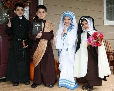 All Saints Day Prayer, Costumes, Activities, Celebration, Facts & History