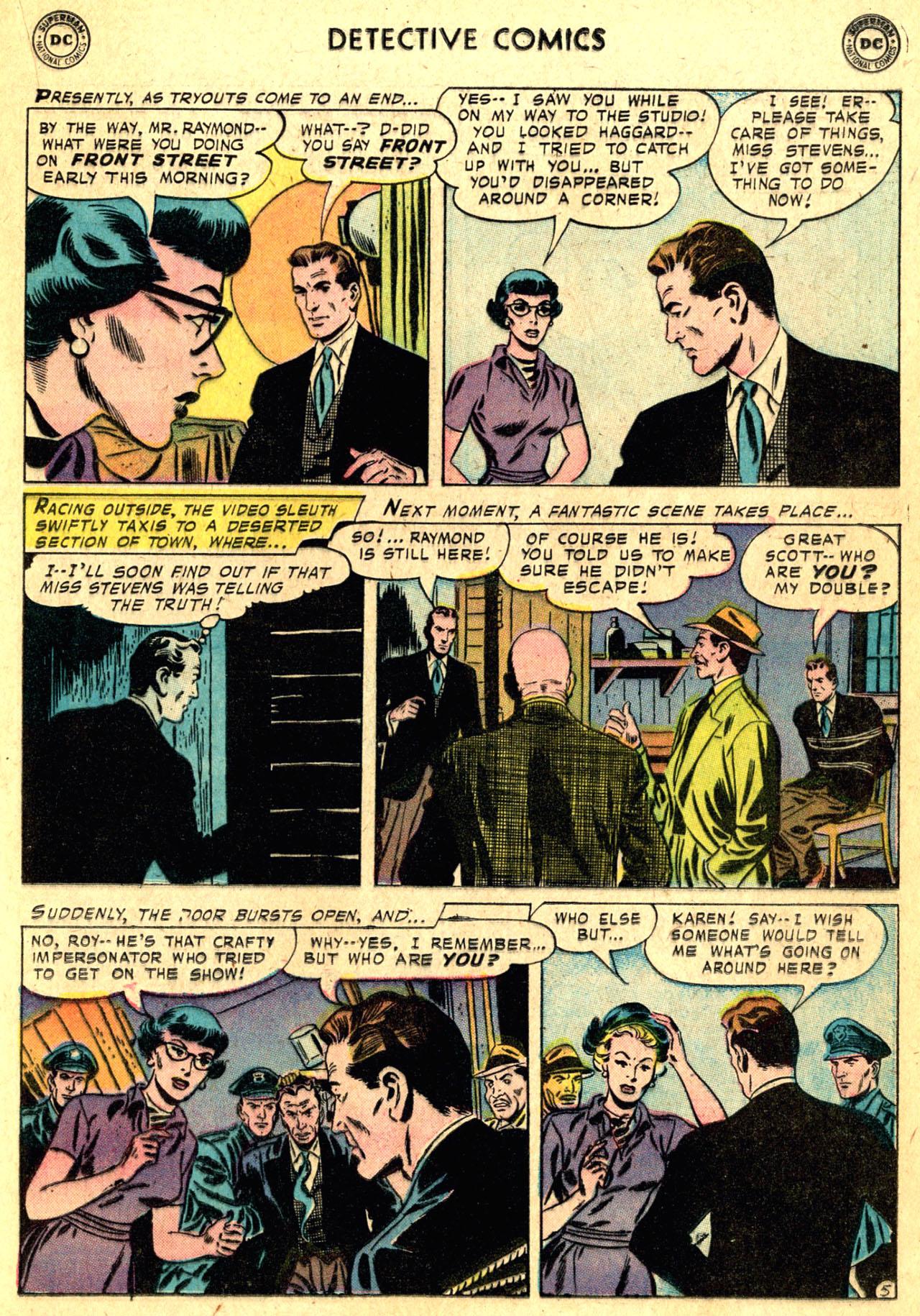 Read online Detective Comics (1937) comic -  Issue #250 - 21