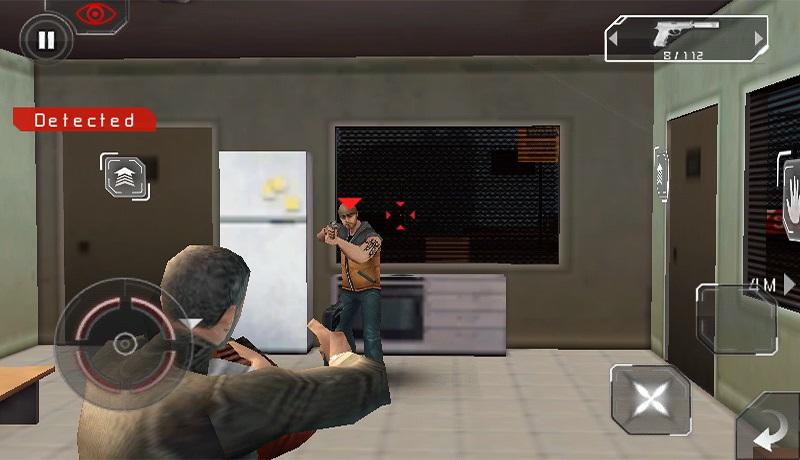 افضل لعبة اجرام وعصابات للاندرويد من تطوير شركة gameloft