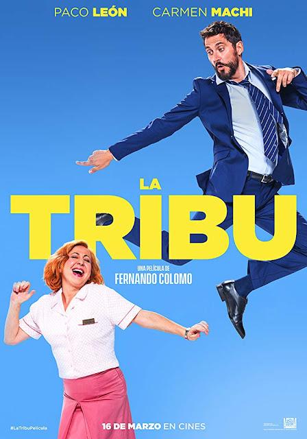 LA TRIBU (THE TRIBE) (2018) ταινιες online seires oipeirates greek subs