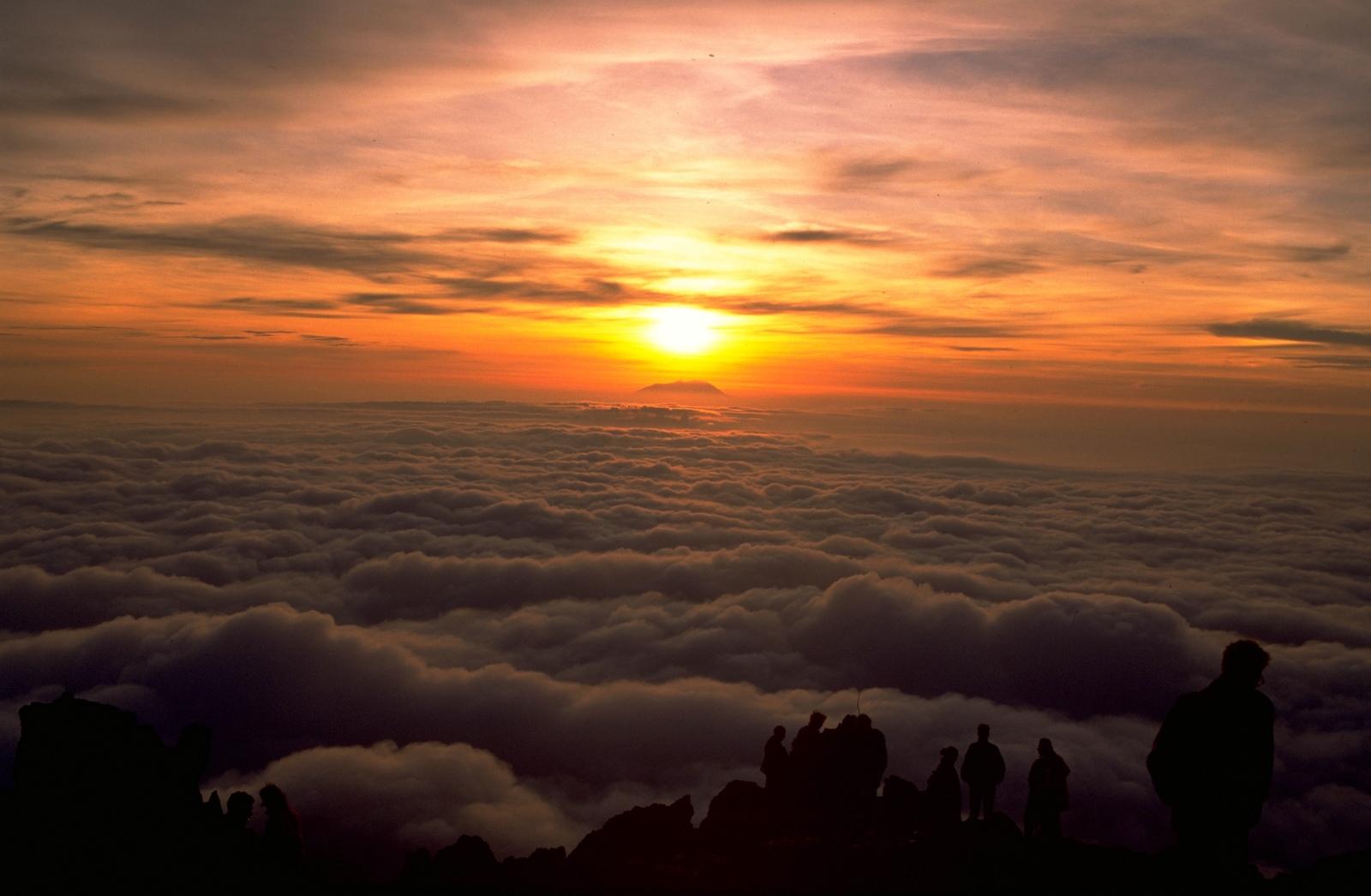 Gambar Sunrise Gambar Matahari Terbit  Download Gratis
