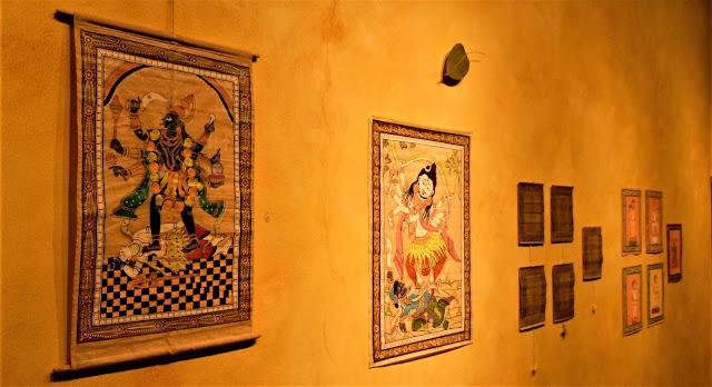 64 yogini tempio yogini hirapur orissa shakta tantra danza