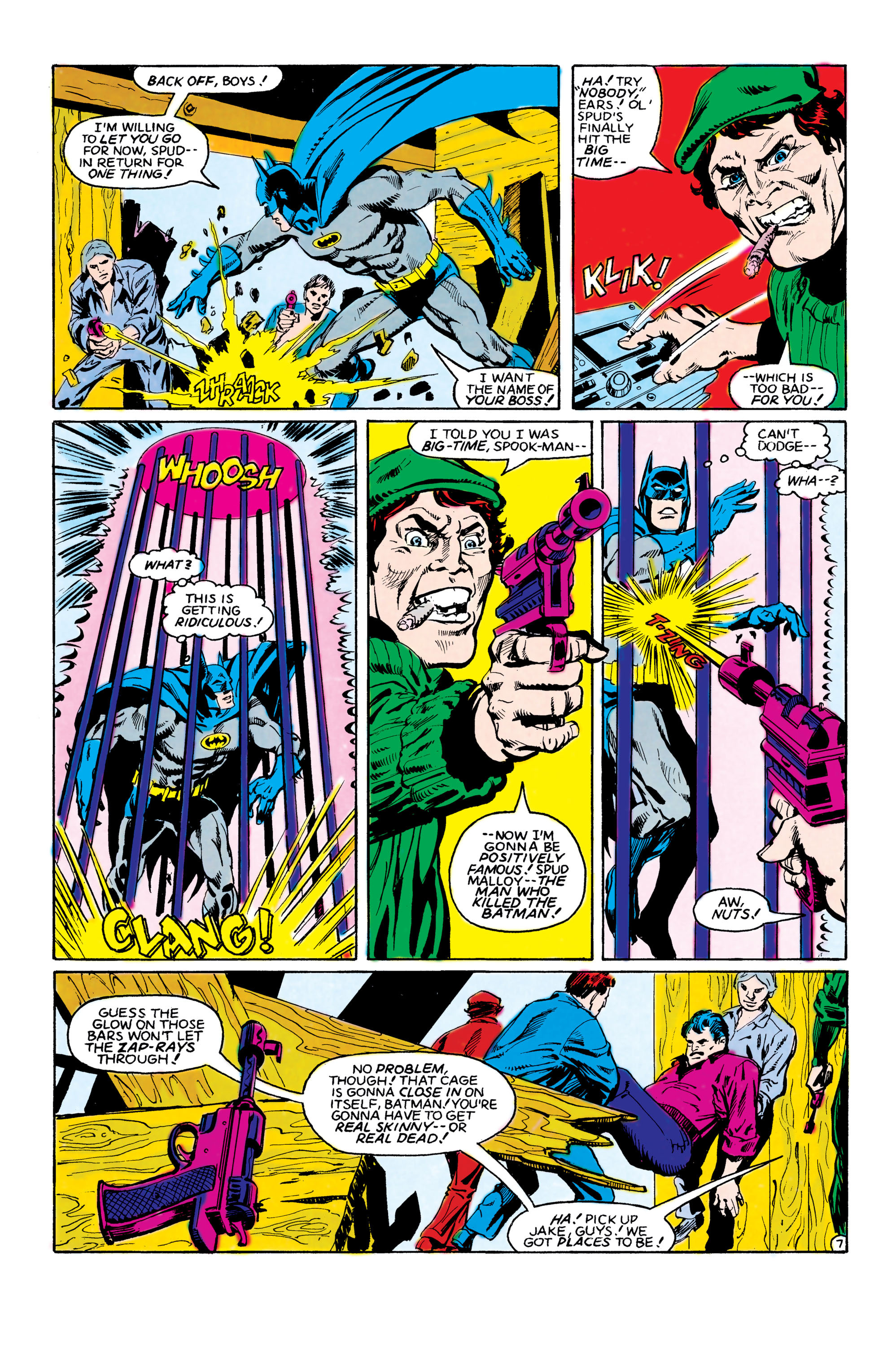 Read online World's Finest Comics comic -  Issue #308 - 8