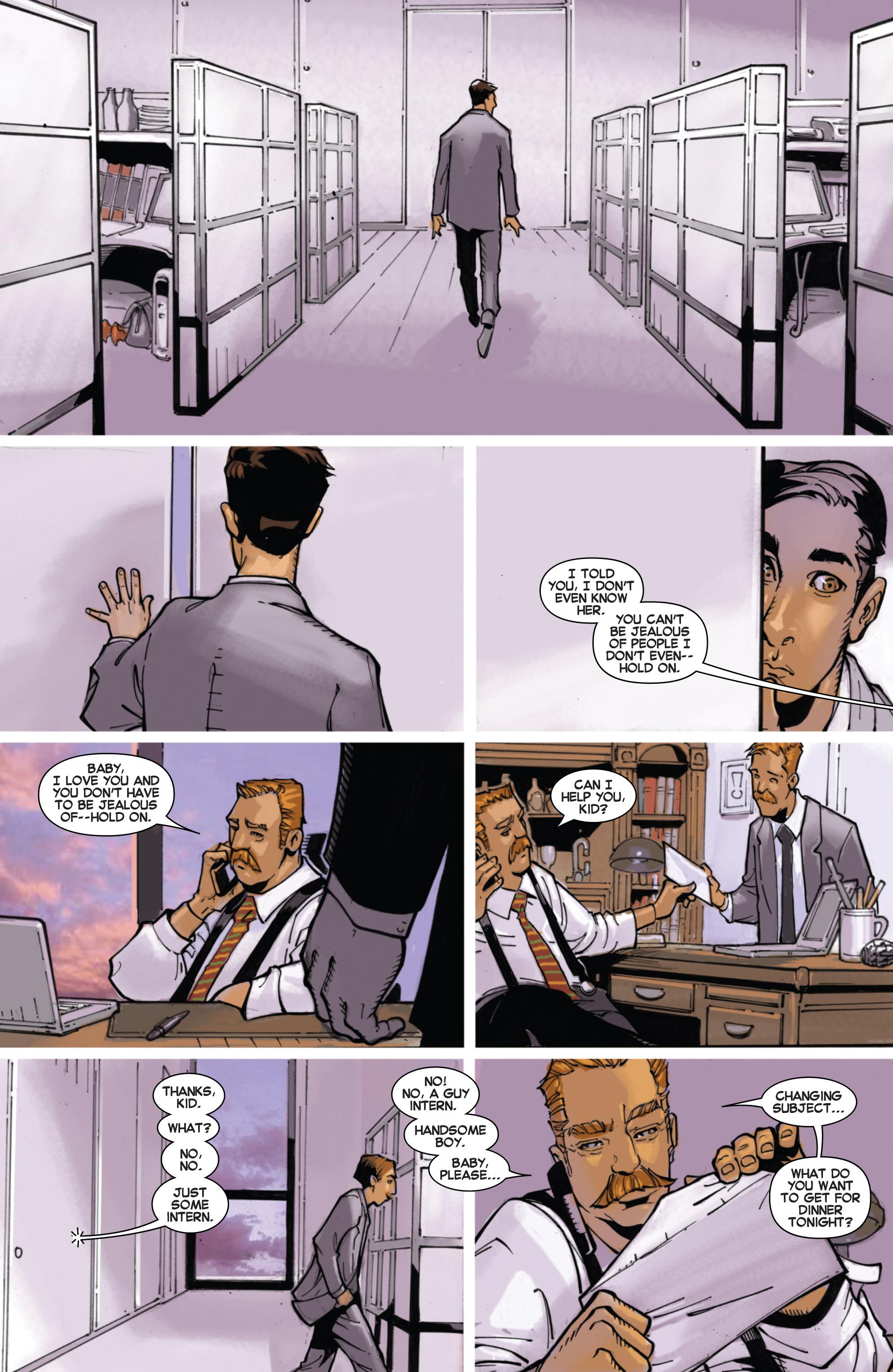 Read online Uncanny X-Men (2013) comic -  Issue #14 - 18