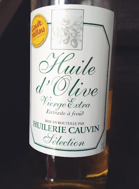 Olivenöl der Ölmühle Cauvin aus Frankreich