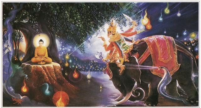 Đạo Phật Nguyên Thủy - Kinh Tăng Chi Bộ - Ví dụ người chiến sĩ
