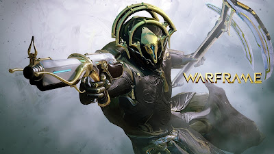 warframe hd wallpaper