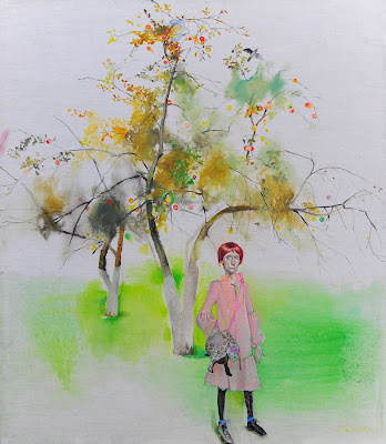 Apple Tree (2009), Neonilla Medvedeva