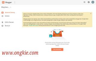 Tutorial Membuat Blog Blogger