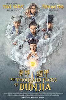 The Thousand Faces of Dunjia (2017) ผู้พิทักษ์หมัดเทวดา (ซับไทย)