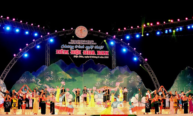 Dien Bien to host 2017 Hoa Ban festival in mid-March 1