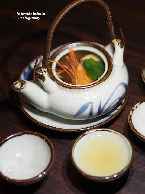 Dobin Mushi Teapot Clear Soup