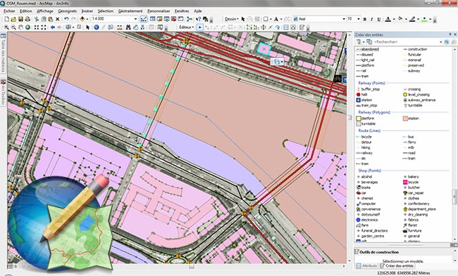 ArcGIS Editor for OSM, 10 3 x , 10 2 x Desktop - Online Gis
