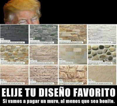 El muro de Trump (Humor)
