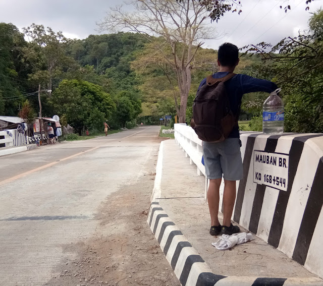 Mauban Bridge Morong Bataan Philippines