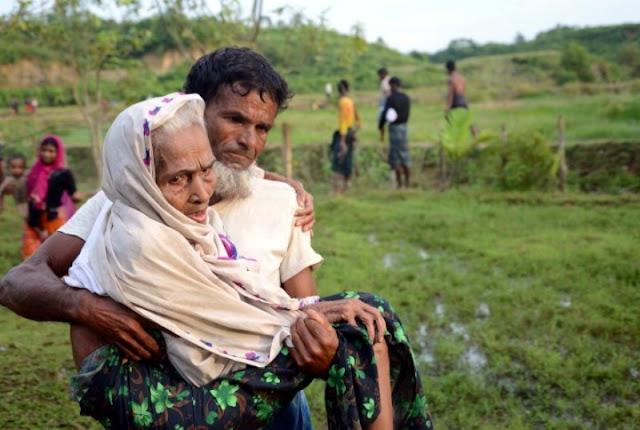 Rohingya: Siapa Mereka?
