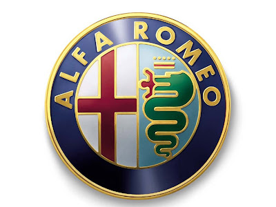 Wallpaper Logo Alfa Romeo