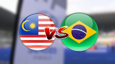 Live Streaming Malaysia vs Brazil Siri Hoki Akhir 26.4.2019