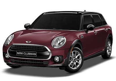 MINI Clubman HD Wallpaper