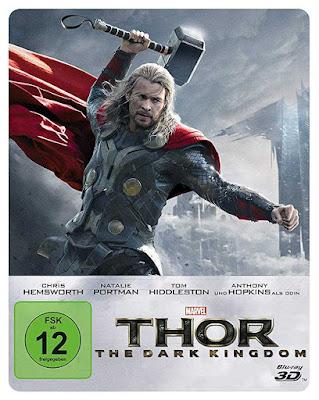 Poster Thor: The Dark World 2013 English HD 1080p