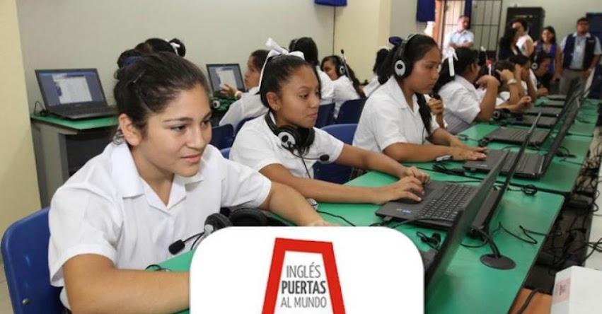 DRELM capacita a especialistas, directores y docentes de EBA del área de inglés - www.drelm.gob.pe