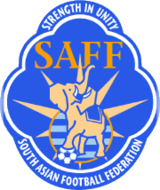 Logo Timnas Sepakbola Negara di Asia Selatan SAFF