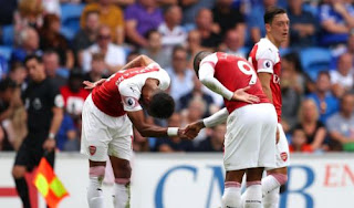 Cardiff City vs Arsenal 2-3 Video Gol & Highlights