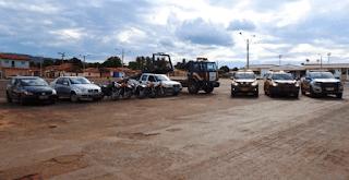 PRF recupera 127 veículos