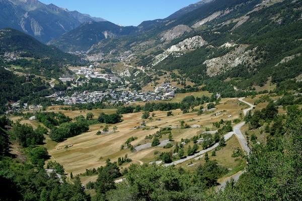 savoie maurienne vanoise aussois fort barrière esseillon sentier bâtisseurs charles felix vallée arc modane