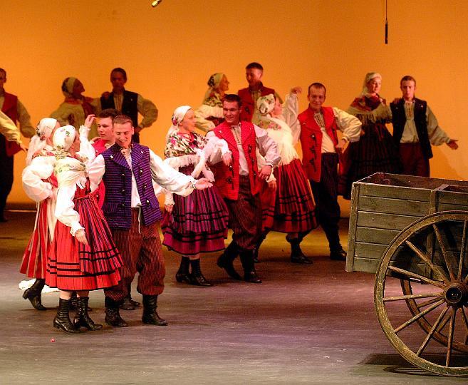 Godzina Polska: Danzas Populares De