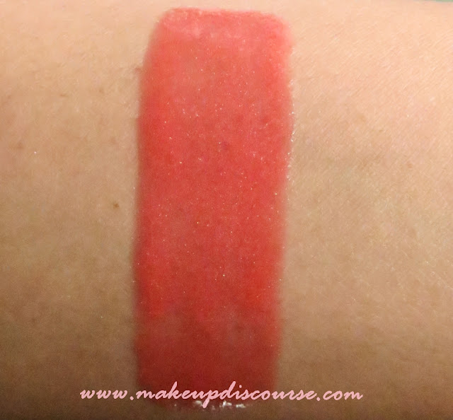 Revlon Papaya Lipgloss swatch