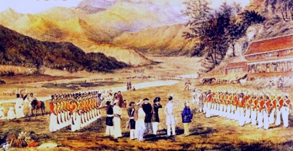 मिथिला कें दू देश मे बांटि देलक सुगौली संधि